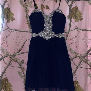 City Triangle Homecoming Dress